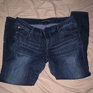 Express Jeans Size 12R